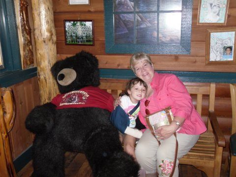 Nana and the Bear